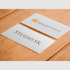 エステサロン スタジオSK ロゴ